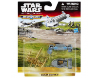 Set Star Wars Micromachines - Resistance Base