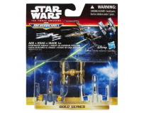 Set Star Wars Micromachines - Starfighter Assault