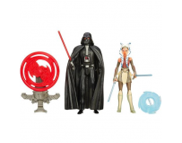 Star Wars - figurine Darth Vader si Ahsoka Tano