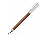 Stilou Ambition Walnut Wood Faber-Castell