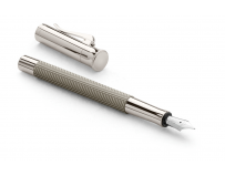 Stilou Guilloche Cisele Light Grey Graf Von Faber-Castell