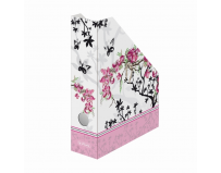 Suport dosare carton A4, motiv LadyLike Bloom, Herlitz.