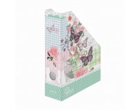 Suport dosare carton A4, Ladylike Butterfly.