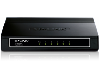 Switch 5 porturi 10/100/1000 gigabit tp-link tl-sg1005d