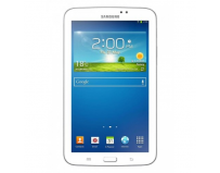 Tableta samsung galaxy tab3, 1.2ghz dual core, 1gb ddr3, 8gb, 7', alb, android 4.1