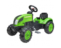 Tractor cu pedale country farmer green
