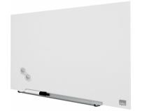 "Whiteboard Magnetic din sticla Widescreen 57"" Diamond Nobo"
