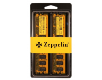 Zeppelin 4gb ddr2 800mhz dual-channel kit retail (ze-ddr2-4g800-kit)