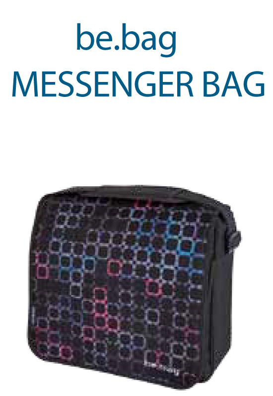 Colectia Herlitz be.bag MESSENGER