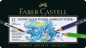 Creioane Colorate Acuarela A.durer Faber-castell